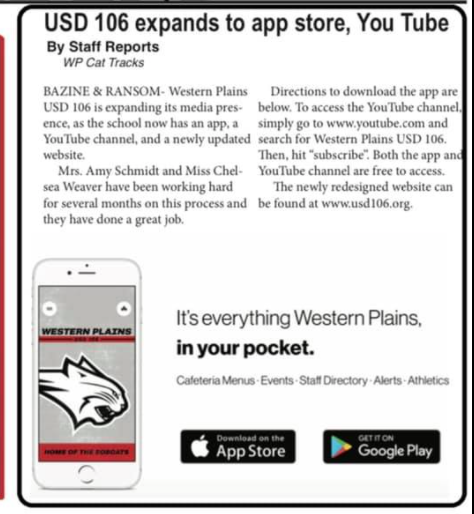 USD 106 expands to app store, You Tube